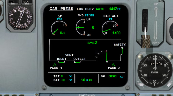 Flightdeck Simulator A32x By Airlinetools Ecam Screens