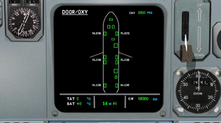 Flightdeck Simulator A32x By Airlinetools Ecam Screens