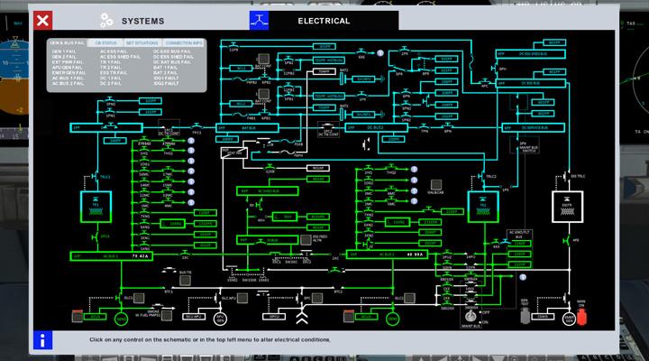 Step Deck Trailer >> FlightDeck Simulator A32x by airlinetools - ECAM Screens