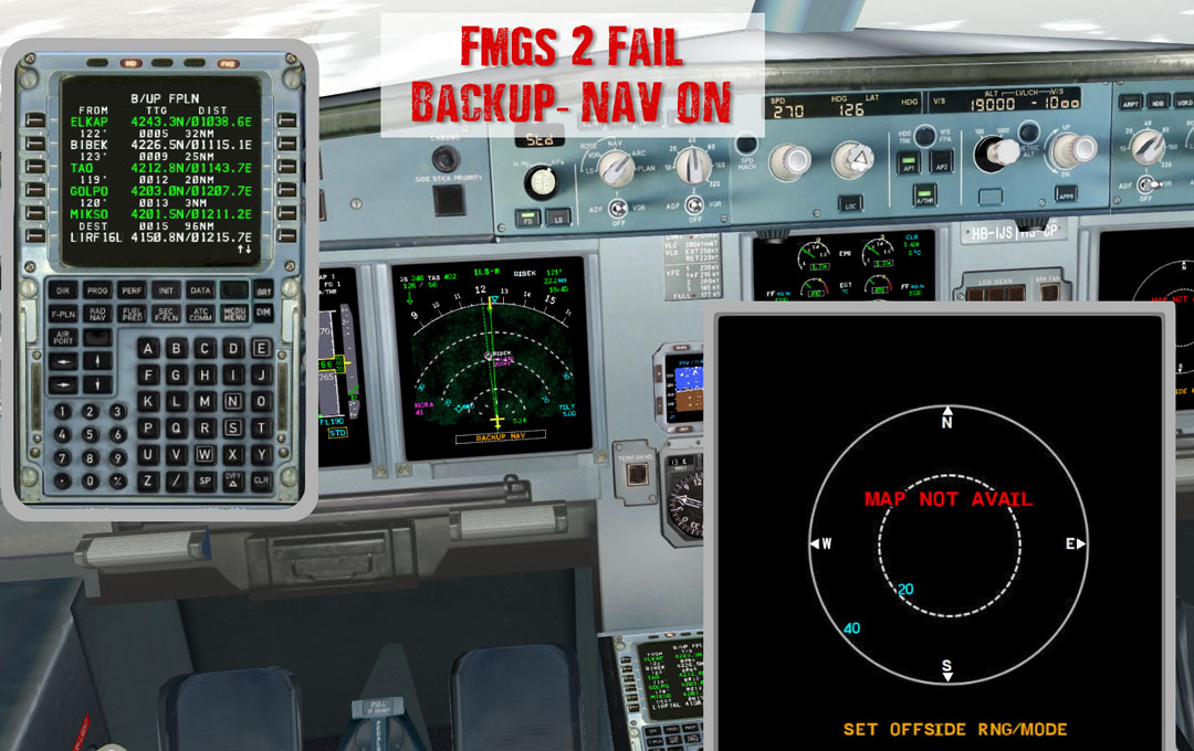 FlightDeck Simulator A32x by airlinetools - FlightDeck A32x