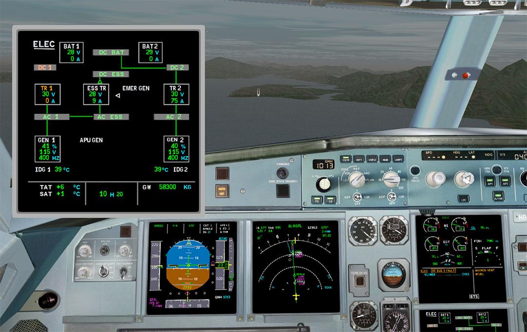 Flightdeck Simulator A32x By Airlinetools Flightdeck
